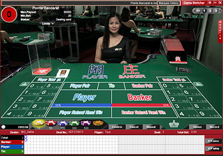 Entwinetech Points Baccarat